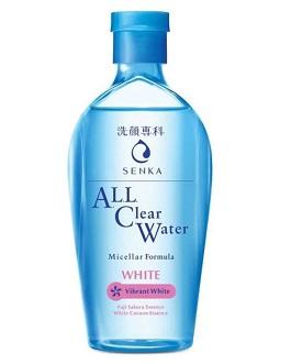 SENKA VIBRANT WHITE MISCELLAR WATER