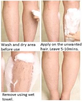 BEAUTY BUFFET HAIR REMOVER SPRAY