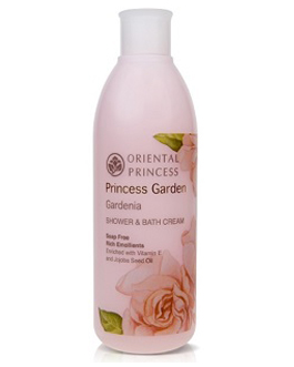 ORIENTAL PRINCESS GARDENIA BATH CREAM
