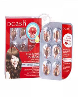DCASH TSUBAKI HAIR SERUM