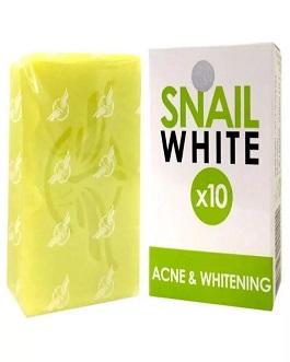 DREAM SNAILWHITE ACNE WHITENING SOAP