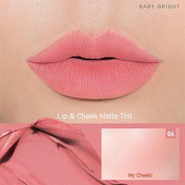 BABYBRIGHT MATTE LIP CHEEK 06