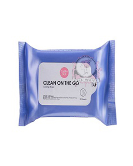 CATHYDOLL CLEAN ON-THE-GO WIPES