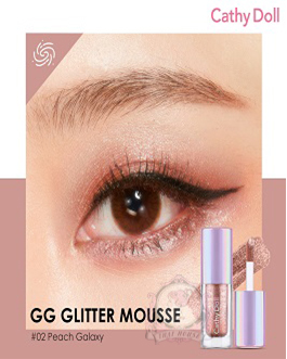 CATHY DOLL GLITTER MOUSSE 02