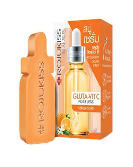 ROJUKISS GLUTA-VIT C SOAP