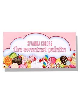 SIVANNA COLORS SWEETEST PALETTE 02