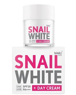 SNAIL WHITE  FACIAL DAY CREAM 50g