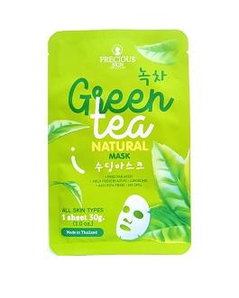 PRECIOUS SKIN GREEN TEA FACEMASK