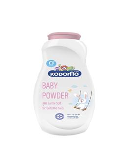 KODOMO PINK BABY POWDER 50G