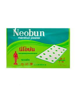 NEOBUN MENTHOL PLASTER (S)