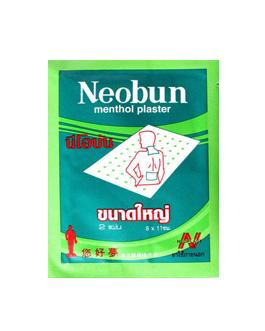 NEOBUN MENTHOL PLASTER (L)