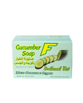 FATIMA CUCUMBER SOAP