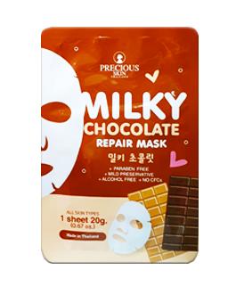 PRECIOUS SKIN MILKY CHOCOLATE SHEETMASK