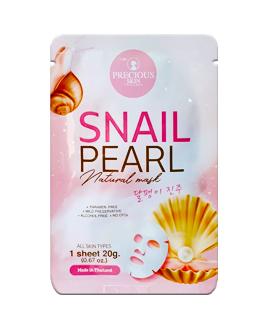 PRECIOUS SKIN SNAIL PEARL SHEETMASK