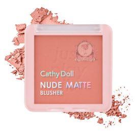 CATHYDOLL NUDE MATTE BLUSHER 01