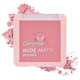 CATHYDOLL NUDE MATTE BLUSHER 03