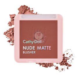 CATHYDOLL NUDE MATTE BLUSHER 07