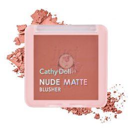 CATHYDOLL NUDE MATTE BLUSHER  08
