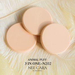 NEE CARA ANIMAL PUFF N202