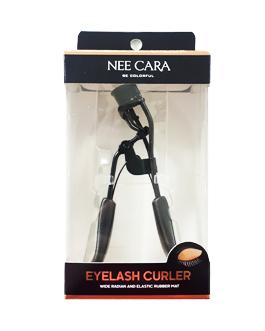 NEE CARA EYELASH CURLER BLACK