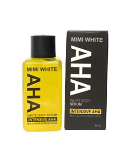MIMI WHITE AHA BODY SERUM