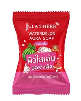 JULA'S HERB WATERMELON SOAP
