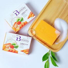 BOOTCHY WHITE CARROT SOAP