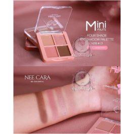 NEECARA MINI FRUIT SHADOW 01