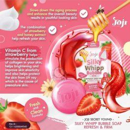 JOJI STRAWBERRY HONEY WHIPP SOAP
