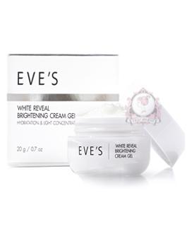 EVES WHITE BRIGHTENING CREAM GEL