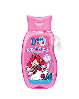 D-NEE KIDS HEAD & BODY BATH PINK