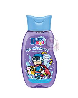 D-NEE KIDS HEAD & BODY BATH PURPLE