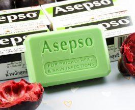 ASEPSO MANGOSTEEN SOAP