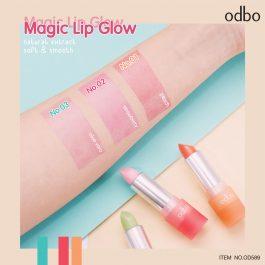 ODBO MAGIC LIP GLOW 02