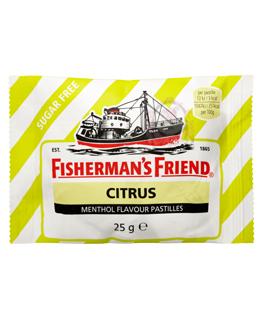 FISHERMANS FRIEND CITRUS