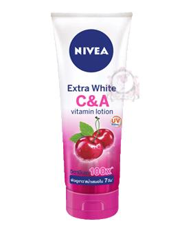 NIVEA VIT. C&E CHERRY LOTION
