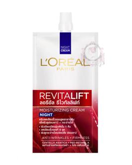 LOREAL REVITALIFT NIGHT CREAM SACHET