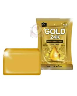 VIVI SKIN CARE GOLD 24K SOAP
