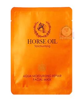 YANCHUNTANG HORSE OIL SHEET MASK